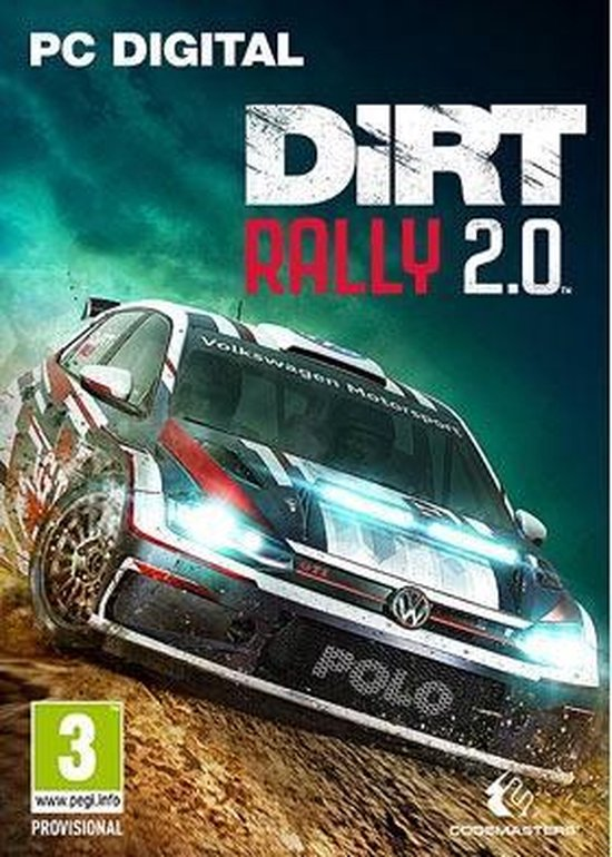 DiRT Rally 2.0 - Windows Download