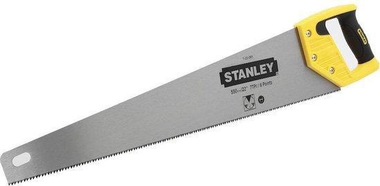 STANLEY SharpCut Handzaag - 550 mm