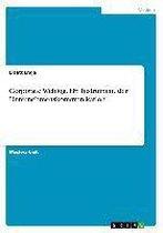Corporate Weblog. Ein Instrument der Unternehmenskommunikation