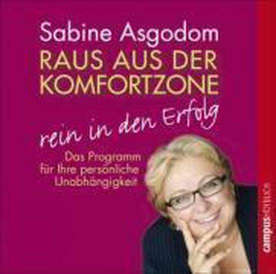 Raus aus der Komfortzone - rein in den Erfolg. CD