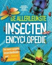 Omslag De allerleukste insectenencyclopedie