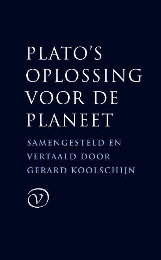 Plato's oplossing voor de planeet - Plato  