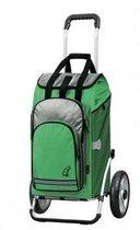 Andersen Royal Shopper Hydro Groen - Boodschappentrolley