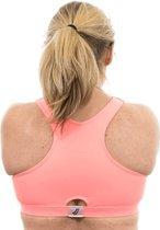 sportbh dames -De beste sportbh- S/60D - Neon Coral