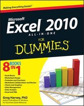 Excel 2010 All-in-One For Dummies