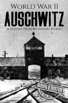Boek cover World War II Auschwitz van Hourly History