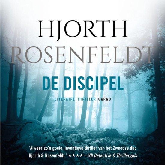 Omslag van De discipel