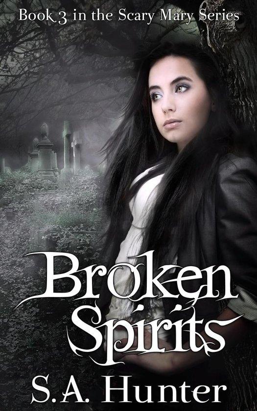 Omslag van Broken Spirits