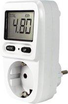 EcoSavers Energie Meter Mini | Energieverbruiksmeter | Energiemeter | Electriciteitsmeter Compact | GS keurmerk
