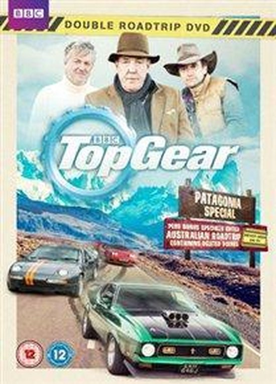 Top Gear - The Patagonia Special (Import) DVD