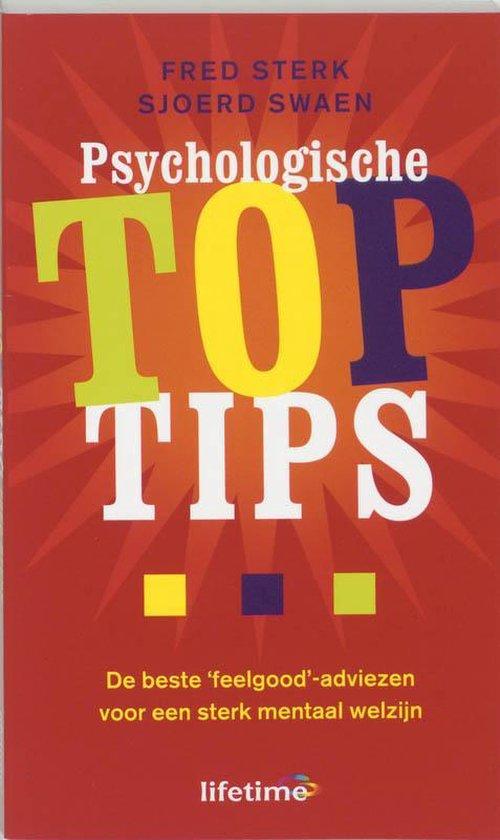 Psychologische top tips - F. Sterk pdf epub