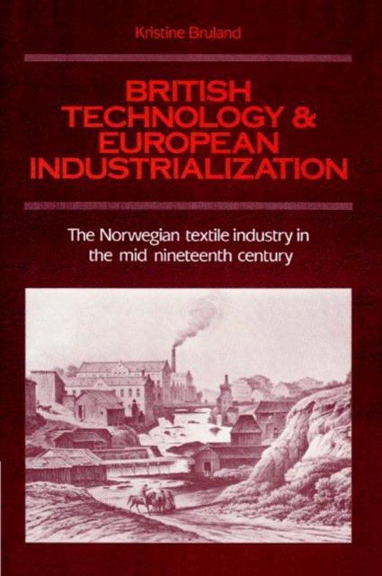 British Technology and European Industrialization