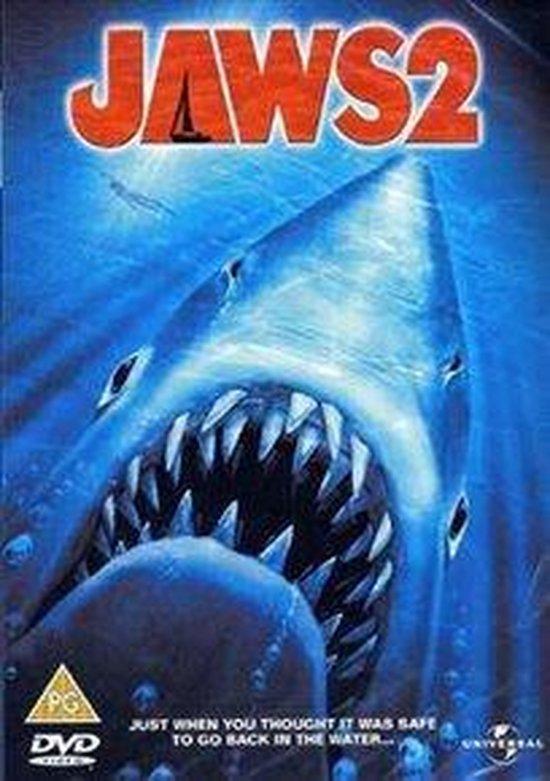 Cover van de film 'Jaws 2'