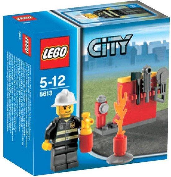 LEGO City Brandweerman - 5613
