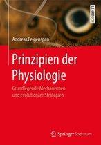 Boek cover Prinzipien Der Physiologie van Andreas Feigenspan