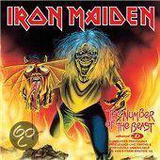 Singles iron maiden Raul Iron