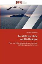 Au-Del� Du Choc Multiethnique