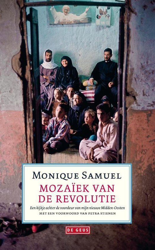 mozaïek van de revolutie - Monique Samuel pdf epub
