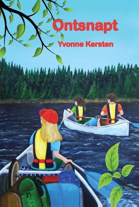 Ontsnapt - Yvonne Kersten |