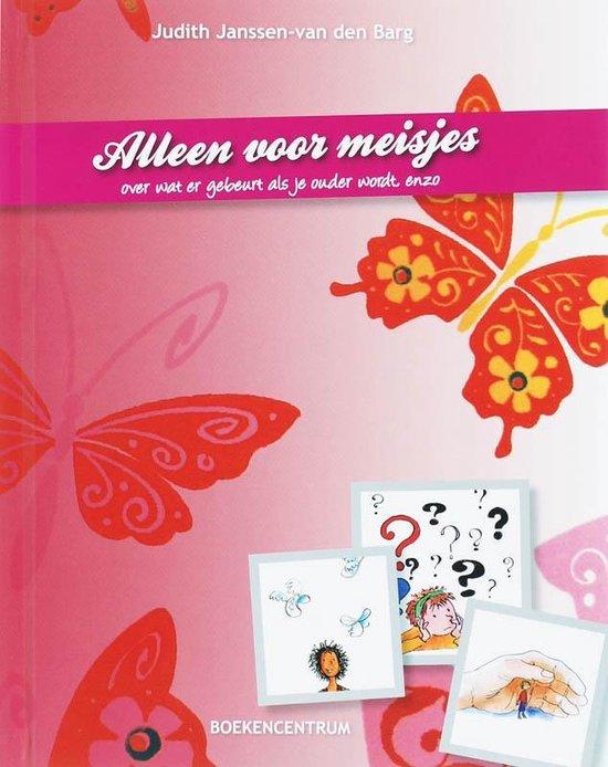 Alleen voor meisjes - J. Janssen-van den Barg |