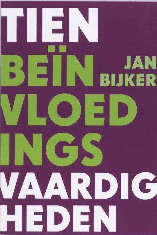 Cover van het boek '10 Beinvloedingsvaardigheden' van Jan Bijker