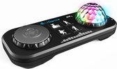 Idance Bluetooth-speaker Party Box Karaokeset Zwart