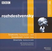 Tchaikovsky: The Nutcracker; Shostakovich: The Bolt, Suite