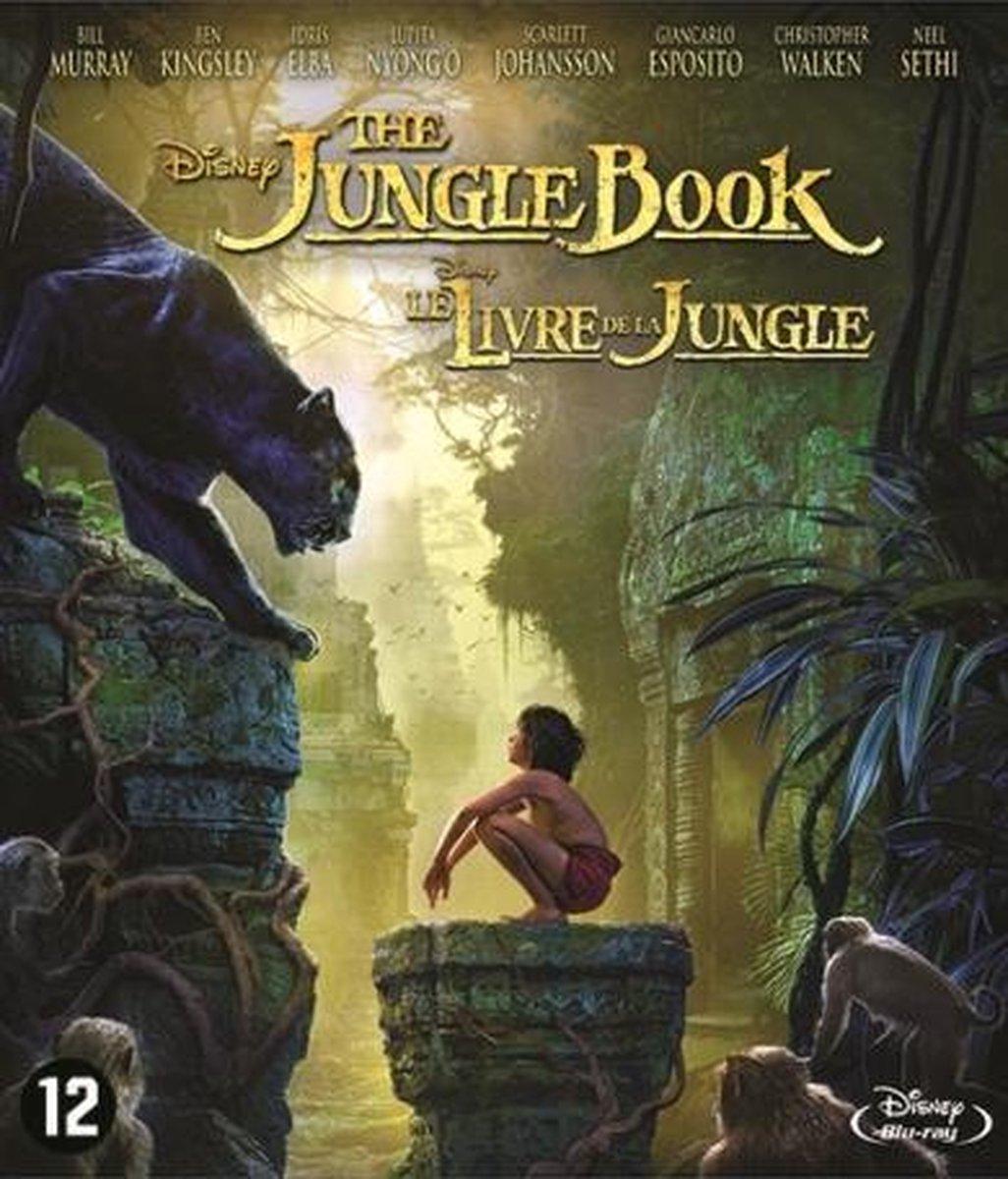 The Jungle Book (2016) (Blu-ray) - Movie