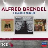 Alfred Brendel - Three Classic Albu
