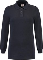 Tricorp Dames polosweater - Casual - 301007 - Navy - maat XL