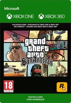 Grand Theft Auto: San Andreas  - Xbox One Download / Xbox 360 Download