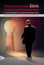 Concurrentiekracht en personeelsmanagement in vernieuwende en veranderende organisaties