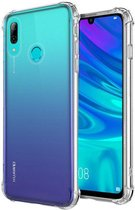 Huawei p smart 2019 hoesje shock proof case hoes cover transparant