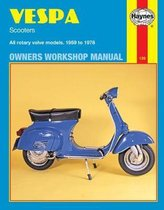 Afbeelding van Vespa Scooters 90, 125, 150, 180 And 200cc Owners Workshop Manual