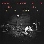 CD cover van Dogrel van Fontaines D.C.