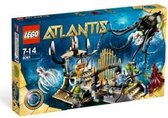 LEGO Atlantis Pijlinktvis poort - 8061