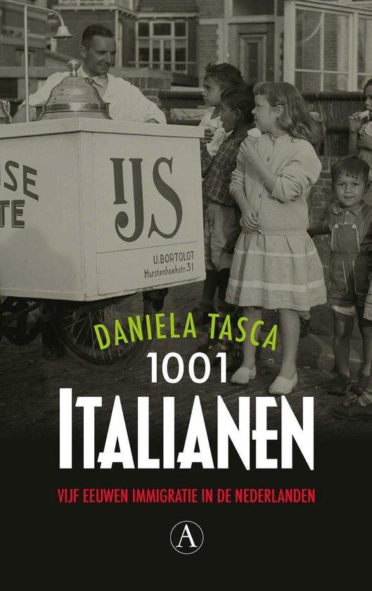 1001 Italianen - Daniela Tasca |