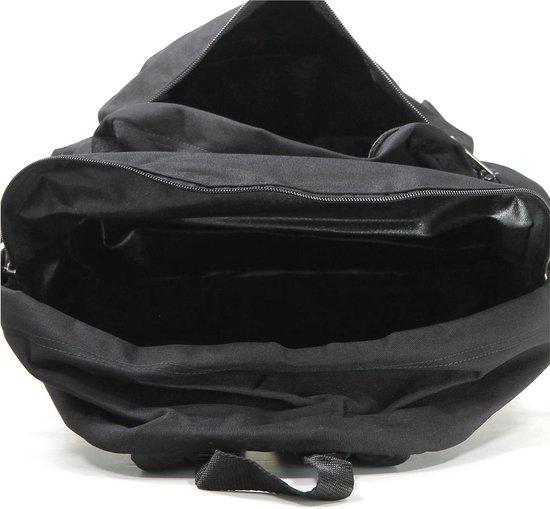 Padded Pak'r Rugzak 24 liter - Black