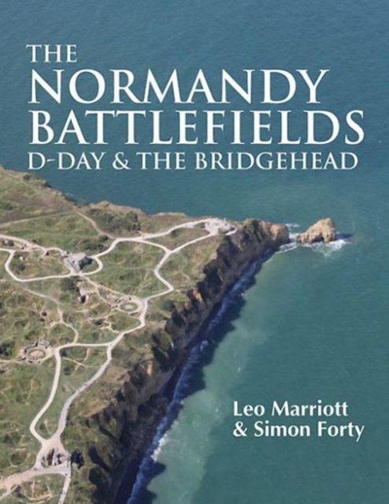 Boek cover The Normandy Battlefields van Leo Marriott (Hardcover)