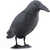 XL Vogelverschriker Kraai - Plastic - Zwart