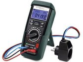 Gossen Metrawatt Metrahit Energy Multimeter Kalibratie Dakks Digitaal Cat Iii 600 V Cat Iv 300 V Weergave (Counts): 60000