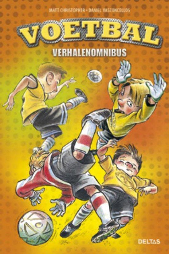 Voetbal verhalenomnibus - Matt Christopher  