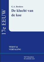 Vertaalde tekstuitgaven, 17e eeuw 1 -   De klucht van de Koe