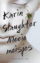 Boek cover Mooie meisjes van Karin Slaughter