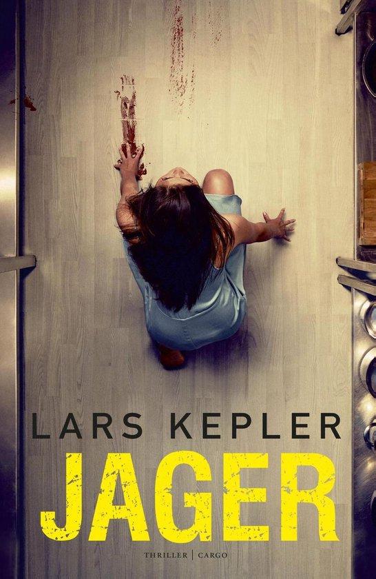 Boek cover Joona Linna 6 - Jager van Lars Kepler (Onbekend)