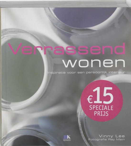 Verrassend Wonen - Vinny Lee pdf epub