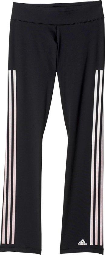bol.com | Adidas Performance Trainingsbroek - Black/White - S
