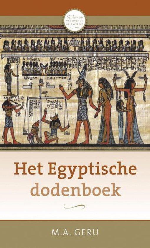 AnkhHermes Klassiekers - Het Egyptische dodenboek - M.A. Geru |