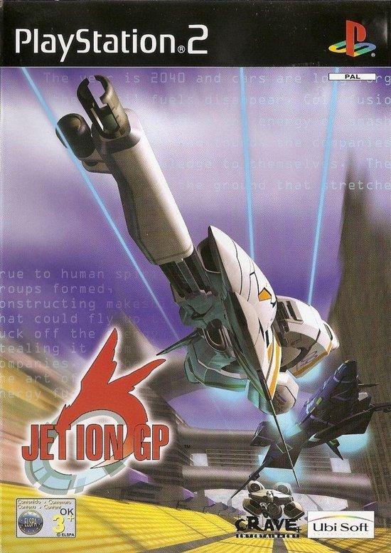 Jet Ion GP -ps2