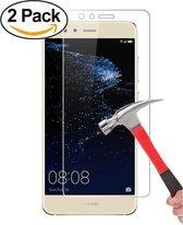 2 Pack - Huawei P10 Lite Glazen tempered glass / Screenprotector  (0.3mm)